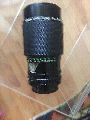 Canon Zoom Lens Fd 50-135mm 1:3.5 Untested