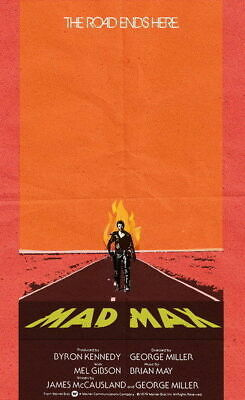 159409 Mad Max 4 Fury Road - Fight Shoot Car US Wall Poster Print AU