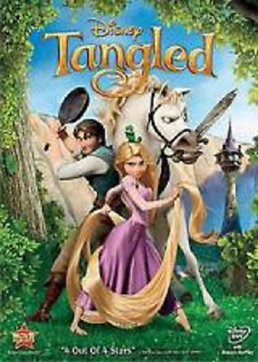 Tangled (DVD, 2011)  BRAND NEW   Factory Sealed