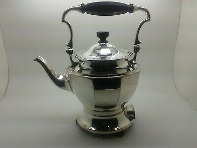 Rare 240 Volt 1920's Art Nouveau Antique Vintage Universal Electric Tea Kettle