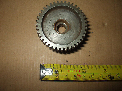magneto pinion cog could be prewar royal enfield or bsa 40t