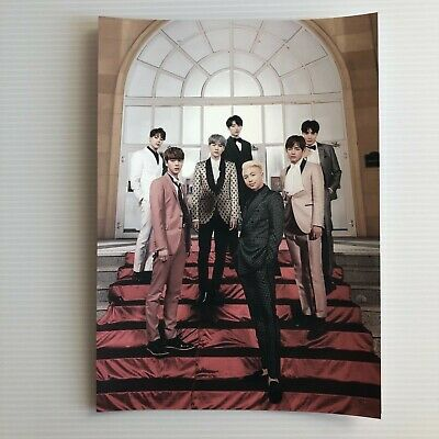 [RARE] BTS Official EPILOGUE HYYH ON STAGE PHOTO SET (1PC) - GROUP [V/JUNGKOOK]