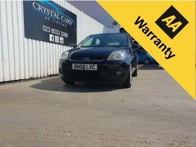 2008 Ford Fiesta 1.4 Zetec Climate 5dr