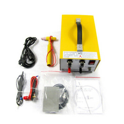 DX-30A  Jewelry Welding Machine Pulse Spot Welder Gold Silver Platinum 110V