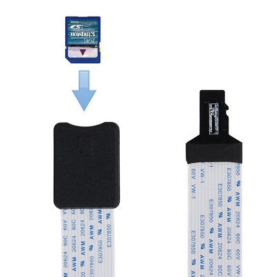 TF MICRO SD To Micro SD Extension Cable Flexible Extender