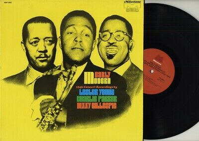 LP Lester Young / Charlie Parker / Dizzy Gillespie - Early Modern: 1946 Concert