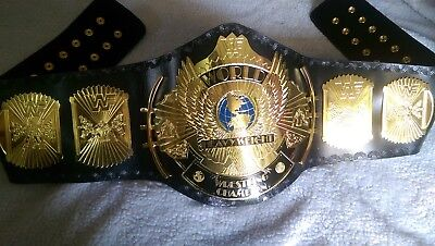WWF World Championship Belt - Winged Eagle