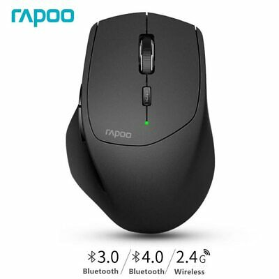 RAPOO WIRELESS BLUETOOTH Mouse WiFi Rechargeable Laser Mice