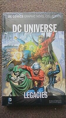 Dc comics graphic novel collection Dc Universe Legacies