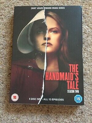 the handmaids tale season 2 dvd