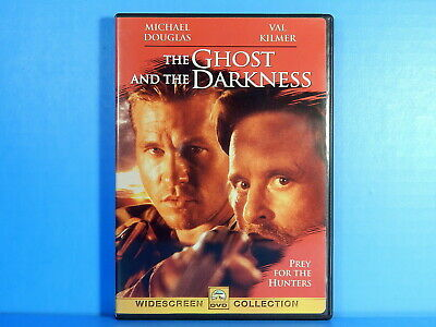 The Ghost and the Darkness - Michael Douglas & Val Kilmer (DVD)