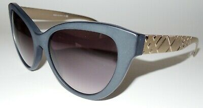 c4f55bb0b046 Burberry B4220 3464/8G Sunglasses Shiny Black, Gray Lens 140 56 - 17