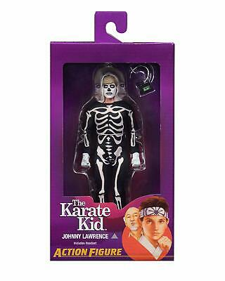 "The Karate Kid - 8"" Clothed Action Figures - Johnny -NECA"