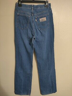57b0e466eb Vintage Levi's Plow Boy Farmers Mechanics Miners Denim Blue Jeans -Women's  27x32