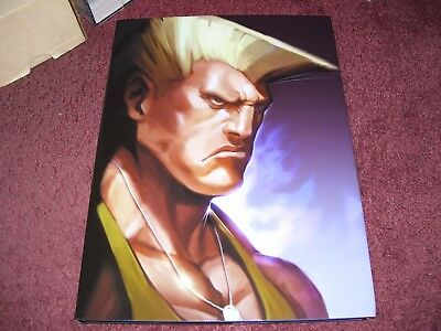 Super Street Fighter Vol 1 SIGNED Special Edition Hardcover