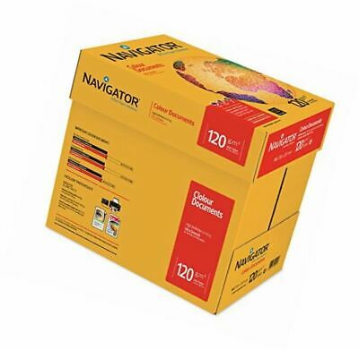 Navigator 120g Colour Document 16 x 250 Sheets Wrapped