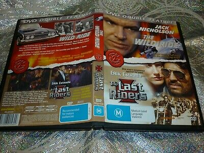 The Wild Ride + The Last Riders (Double Feature) (Dvd, M) (106391 A)