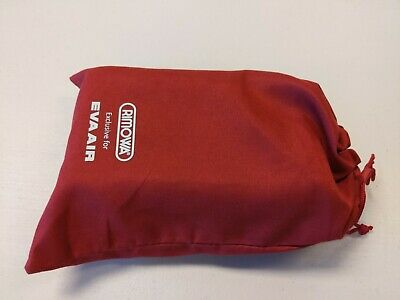 Rimowa Amenity Kit Eva Air Business Class - NEW & Sealed - Red