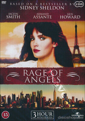 Rage of Angels NEW PAL Series Cult 2-DVD Set Jaclyn Smith A. Assante K. Howard
