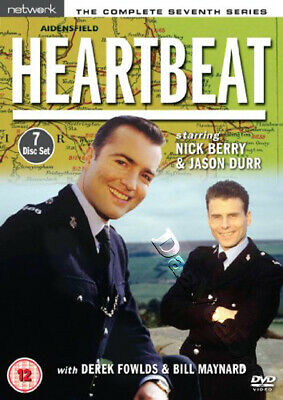 Heartbeat - Complete Series 7 NEW PAL Cult 7-DVD Set N. Berry J. Durr D. Fowlds