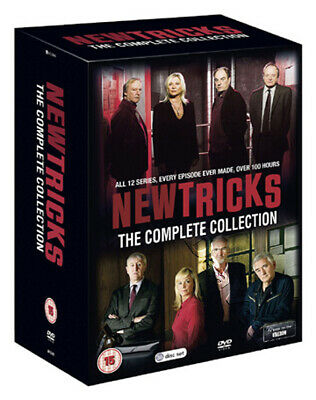 New Tricks (Complete Collection) NEW PAL Series Cult 36-DVD Set Alun Armstrong