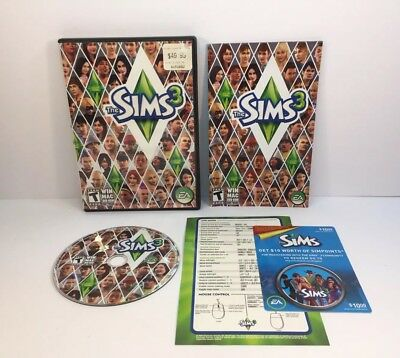 Sims 3 (Windows/Mac: Mac and Windows, 2009)