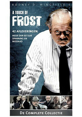A Touch of Frost - Complete Collection NEW PAL Series 20-DVD Set David Jason