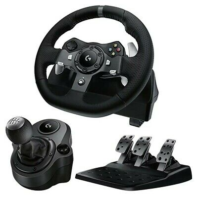 Logitech G920 Driving Force Wheel for Xbox One
