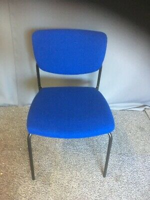 Used - Multi-Purpose Stacking Chair - Blue