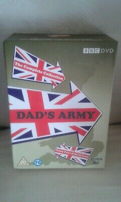 Dad's Army - Series 1-9 - Complete With Specials (DVD Box Set) TV SERIES