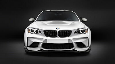 Alpha Performance BMW M2 Coupe White Poster