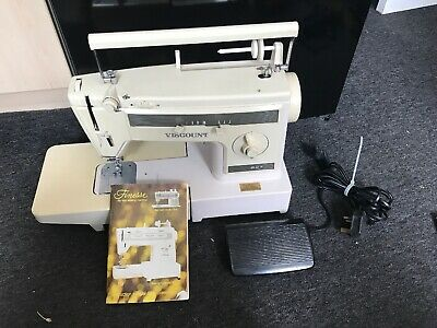 Viscount Sewing Machine Model 827 - Made In Poland