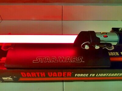 STAR WARS - Force FX Darth Vader Lightsaber (Master Replicas) NEW IN BOX!