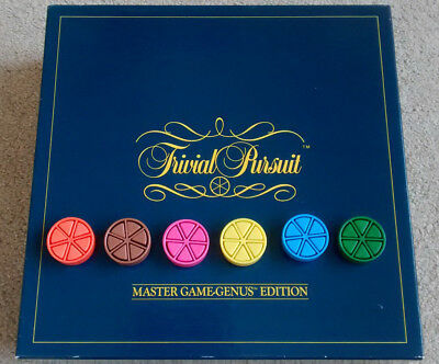 Trivial Pursuit Set of Wedges Cheese Movers 6 Players Game Replacement #2