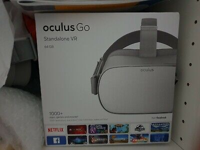 Oculus Go 64GB Standalone VR Headset in As New condition