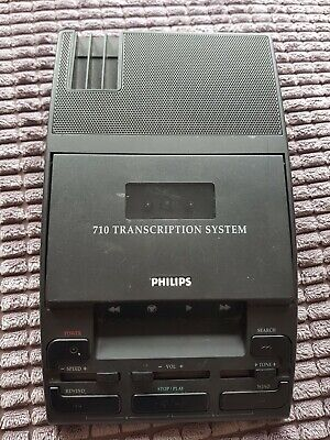 Philips 710 Transcription System. Unit Only