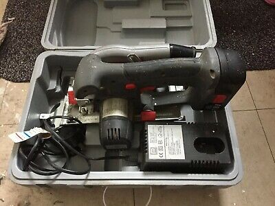 Performance 18V Cordless Circular Saw - 1 Battery With Case
