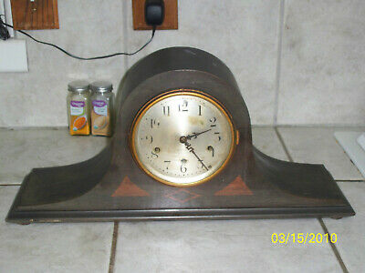 old vintage Seth Thomas Westminister chime mantle clock