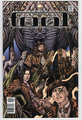 TOOL #13 Acme Ink 2018 Rock And Roll Biography Comics
