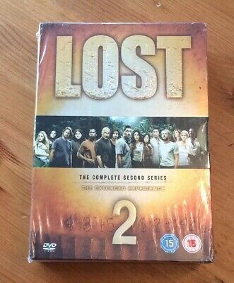 Lost Box Set Series 2 With Bonus Features Brand New Unopened
