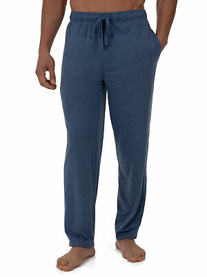 Fruit of the Loom Men's Breathable Mesh Knit Sleep Pant Size Med, Lg, XL, 2XL
