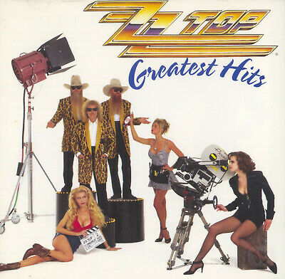 ZZ Top - Greatest Hits (Gimme all your love, Cheap sunglasses...)