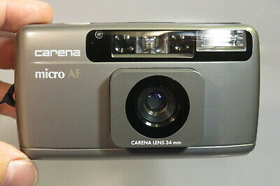 CARENA MICRO AF 34mm POINT AND SHOT