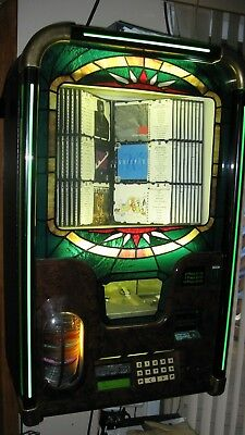 ROWE AMI R-93 Jukebox for 100 45s with Manual - $750 00