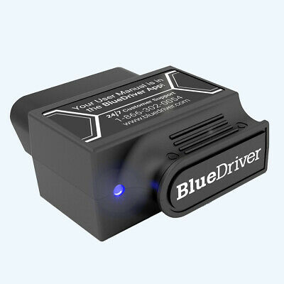 BlueDriver Bluetooth Pro OBDII Scan Tool for iPhone & Android