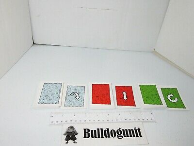 2007 Pictureka Game Replacement All of Cards Part Only Parker Brothers