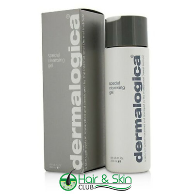 Dermalogica Special Cleansing Gel 250ml/8.3oz Cleansers natural moisture Genuine