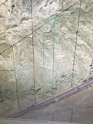 Arizona Land! 20+ Acres With Power! 7 Minutes Off I-40! Holbrook Az.