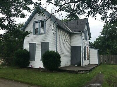 West Cleveland Ohio Investment Property Real Estate Rehab Fixer Upper Single Fam