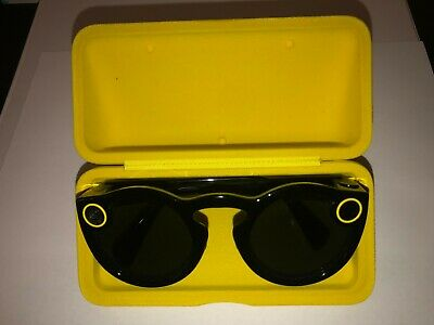 SNAPCHAT Original SNAP Spectacles - take pic and video whilst wearing sunnies!